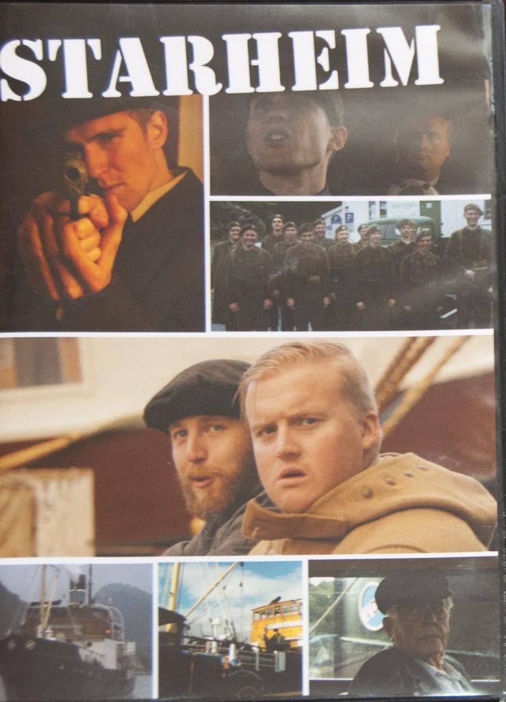 3 maritime filmer på en DVD