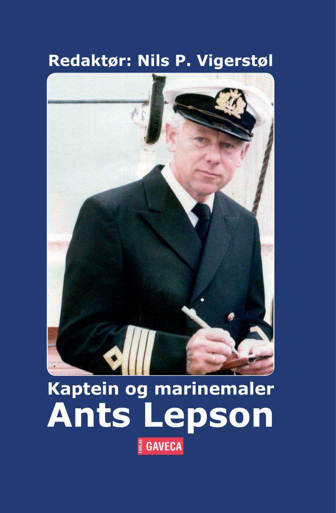 Sjømann og marinemaler Ants Lepson