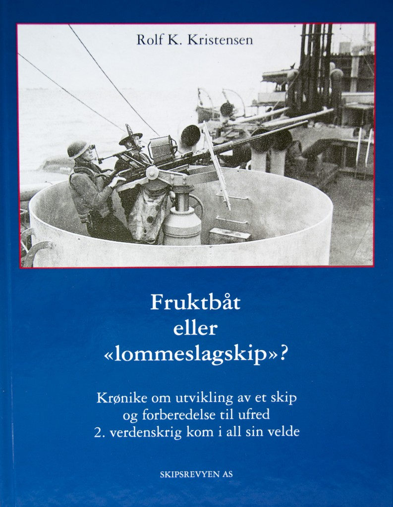 "Fruktbåt eller ""lommeslagskip"""