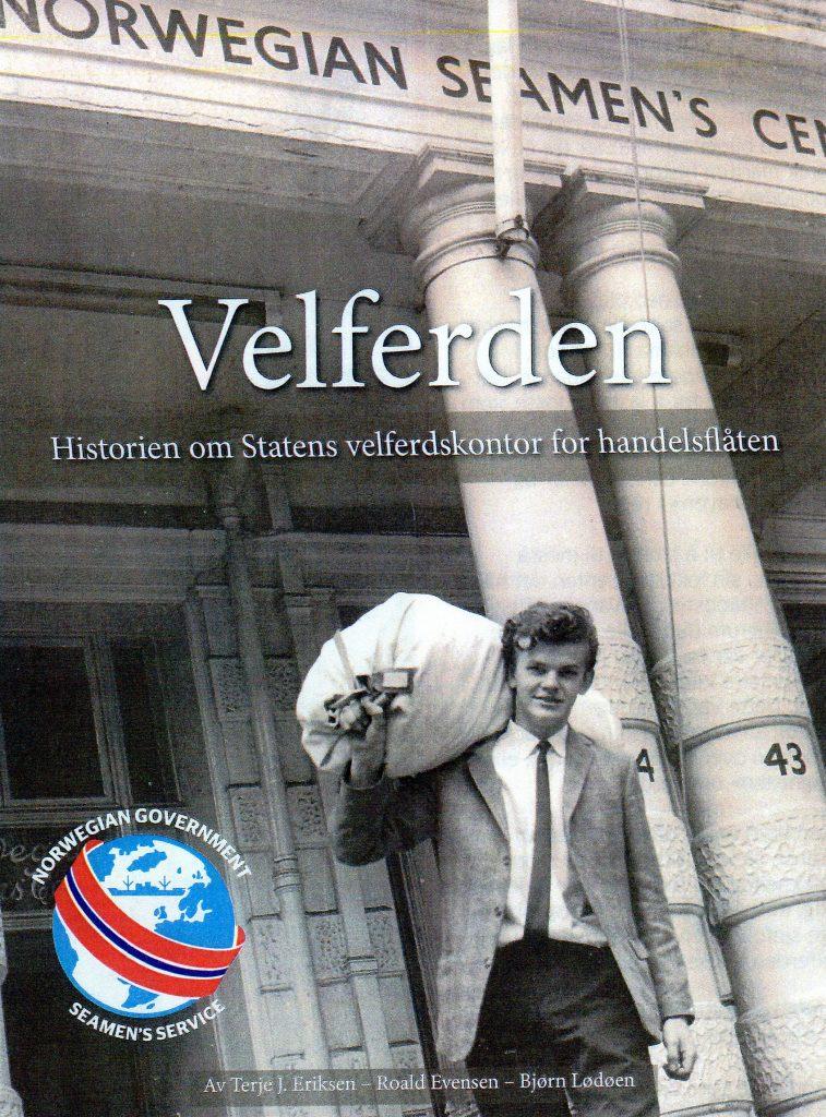 Boken om «Velferden» – Statens Velferdskontor for Handelsflåten